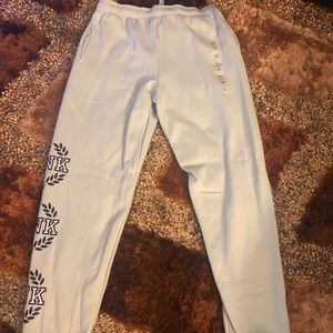 brand new Pink campus pants